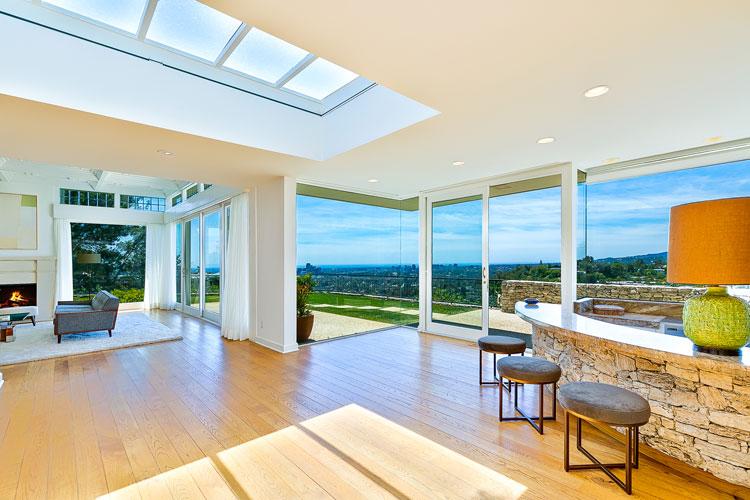 Galería: ya puedes alquilar la casa de Elvis Presley en Beverly Hills