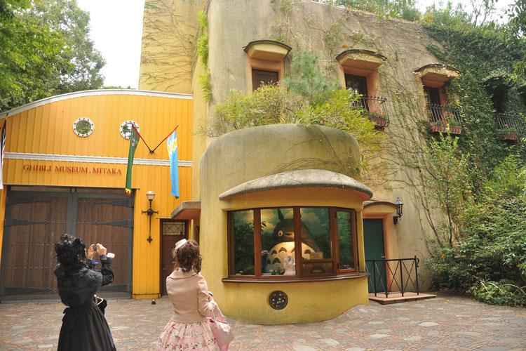 El Museo Ghibli de Mitaka | revista Tu Gran Viaje