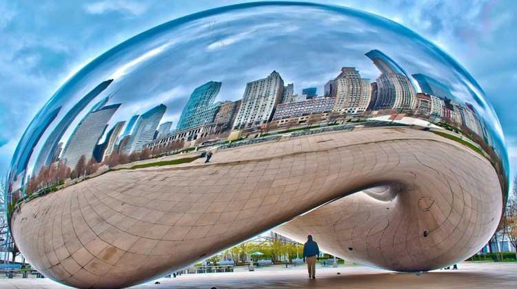Cloud de Chicago, la capital mundial del Fast Food