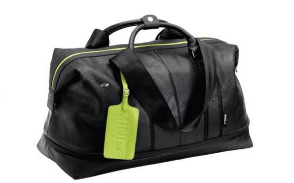 MINI by PUMA Weekender Bag