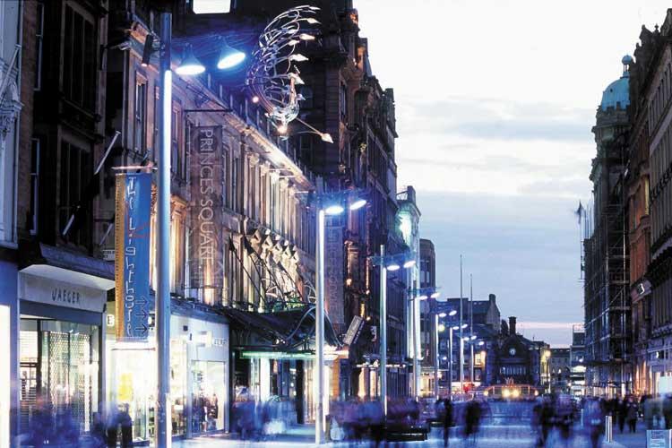 Buchanan Street de Glasgow. Guía Secreta de Tu Gran Viaje a Glasgow