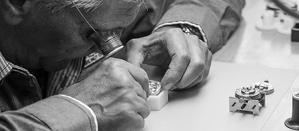 Maestro relojero de Franck Muller