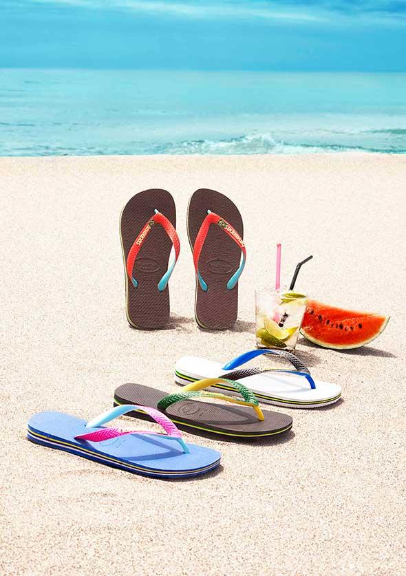 Havaianas. Tiempo de verano en Tu Gran Viaje