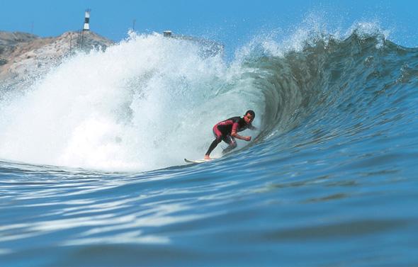 Surf en Perú
