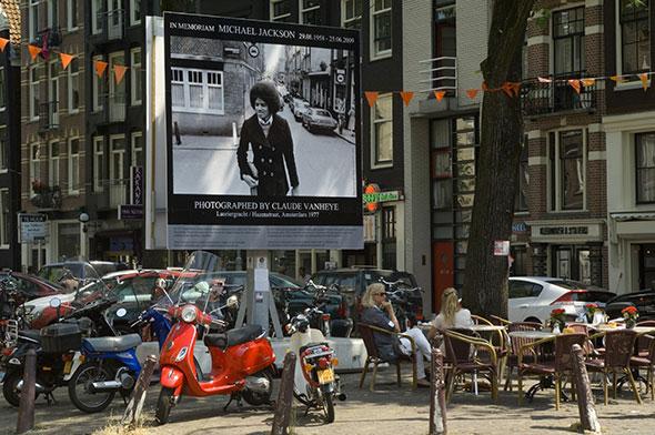 Tentaciones de Ámsterdam. Las Nueve Calles de Ámsterdam. Foto © Turismo de Holanda