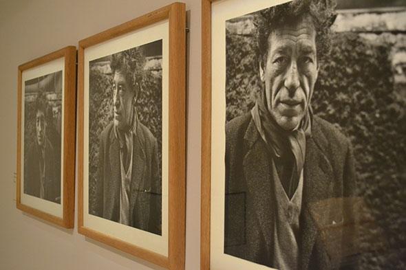Exposición Giacometti en la Fundación Mapfre de Madrid