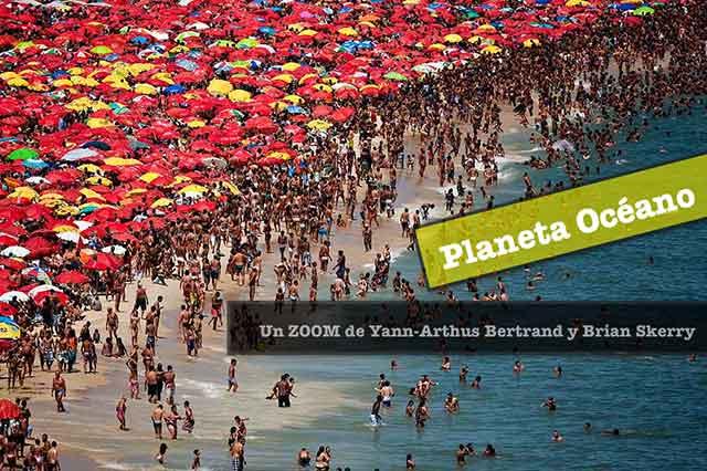 Planet Ocean: una exposición de Yann-Arthus Bertrand y Brian Skerry en Barcelona