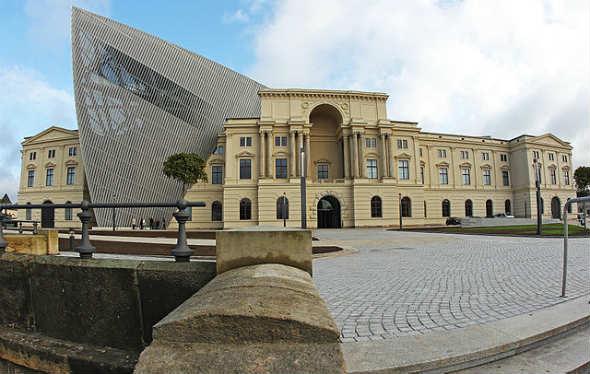 Museo de Historia Militar de Dresde | Viajar a Dresde | Viajar por Alemania en tren | Tu Gran Viaje