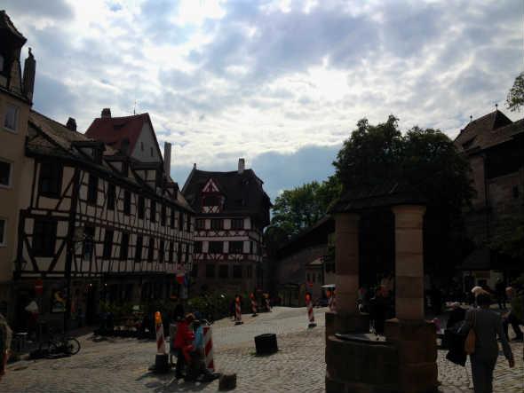 Aldstadt: la casa de Alberto Durero en Nuremberg. © Tu Gran Viaje