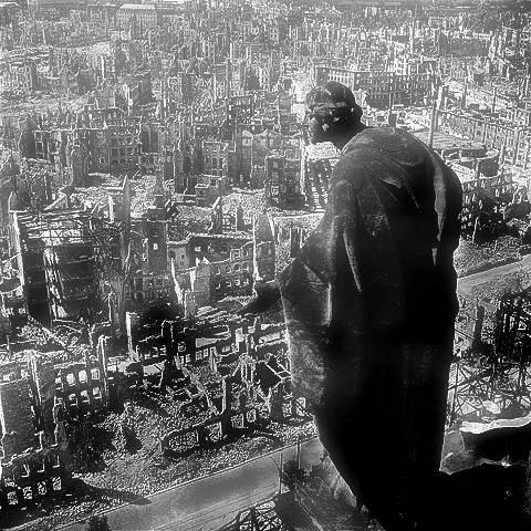 Bombardeo aliado sobre Dresde | Viajar por Alemania en tren con DB y Tu Gran Viaje