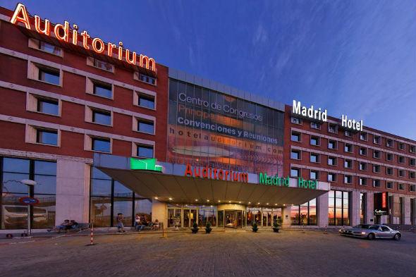HotelAuditoriumMadrid