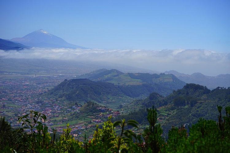 Turismo sostenible en Tenerife