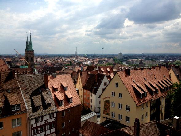 Panorámica de Nuremberg. © Tu Gran Viaje