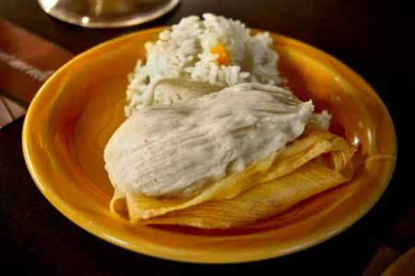 Chuchito, plato típico de Guatemala. Foto CC Alefarfan