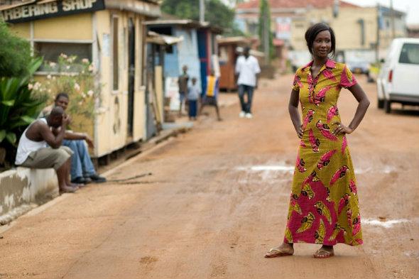Kore Kamino Colección Ghana