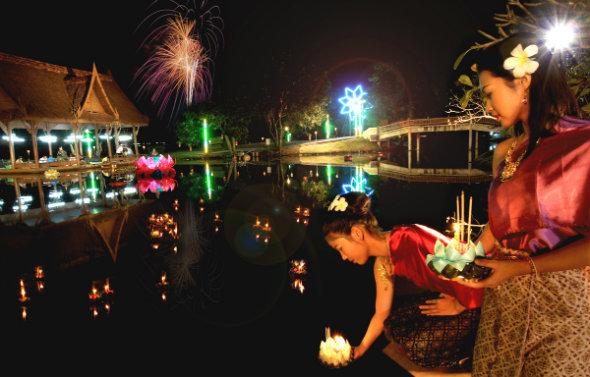 Festival Loikathong 2013