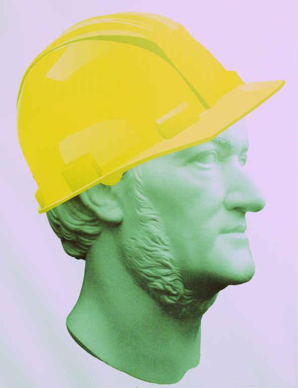 Wagner en obras