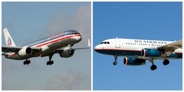 Fusión de American Airlines y US Airways