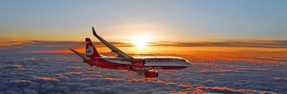 airberlin, la segunda mayor aerolínea de Alemania, y Alitalia, la compañía aérea más importante de Italia, han firmado un acuerdo de código compartido