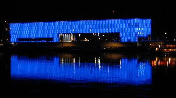 Museo de Arte Lentos, Linz, Austria