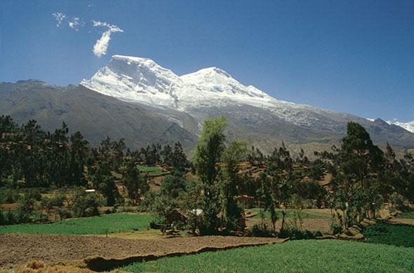 Nevado Huascarán, Perú. Foto (c) Carlos Sala