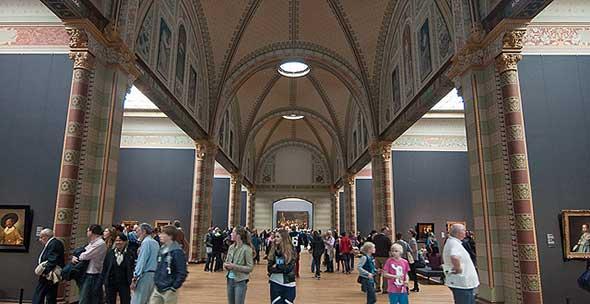 La Galería de Honor del Rijks Museum. Foto (c) Carmelo Jordá