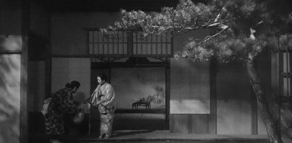 """Ugetsu monogatari (""""Cuentos de la luna pálida"""")"""