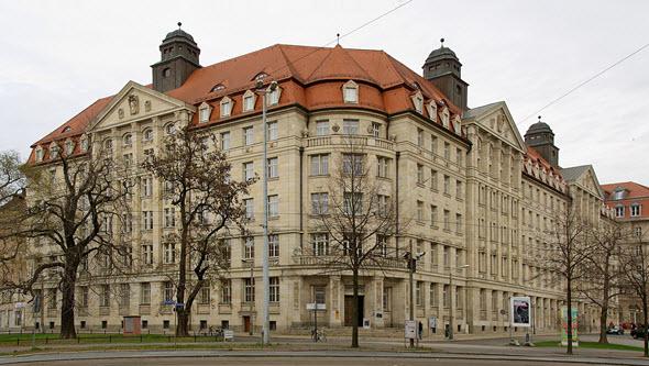 El Museo de la Stasi es una de los puntos más interesantes de Leipzig