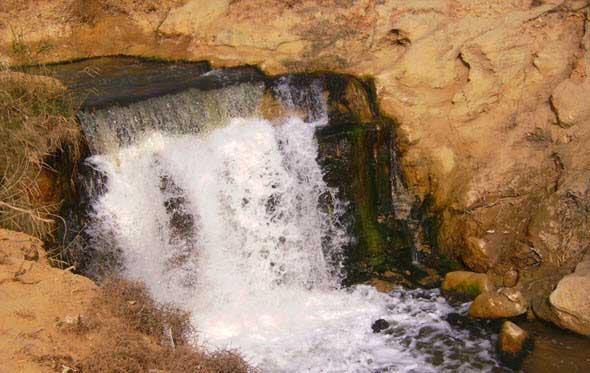 El valle de Wadi El-Rayan. Oasis de Egipto