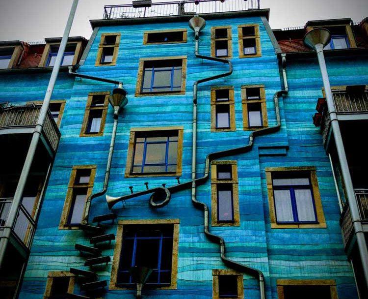 Kunnsthof Passage, Dresde © Tu Gran Viaje | Viajar a Dresde | Viajar por Alemania en tren | Tu Gran Viaje