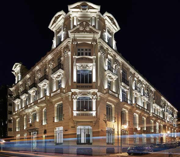 Hotel Urso de Madrid, un nuevo hotel boutique cinco estrellas