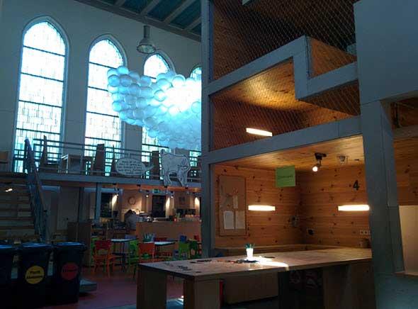 El MACHmit! Museum für Kinder. © Tu Gran Viaje   Viajar con niños a Berlín. Revista Tu Gran Viaje editada por TGV Lab