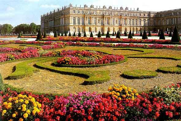 Palacio de Versalles. Los palacios reales más famosos del mundo, en Tu Gran Viaje