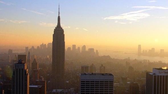 La historia del Empire State Building
