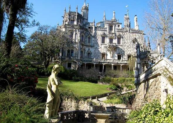Quinta da Regaleira, Sintra, Portugal