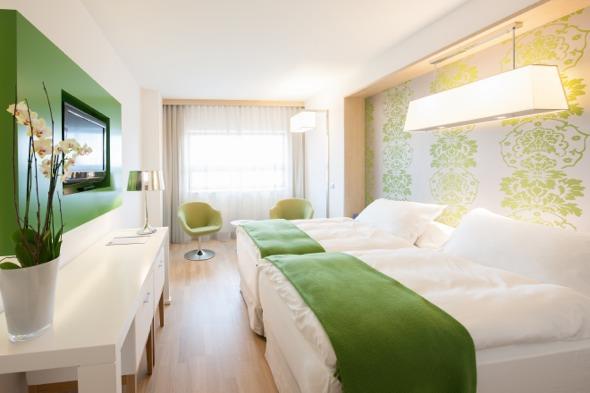 El hotel Barceló Praha Five está ubicado a tan sólo 20 minutos a pie del centro histórico