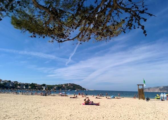 Playa de Santa Ponça, Calvià, Mallorca. Foto © Tu Gran Viaje