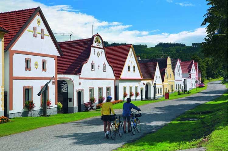 Pueblo histórico de Holašovice