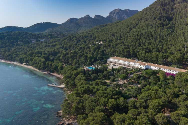 El Hotel Formentor y los Premios Cervantes