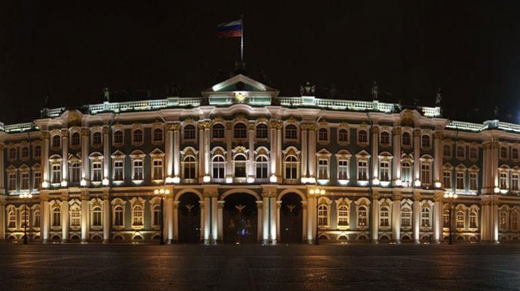 250 aniversario del Museo del Hermitage de San Petersburgo