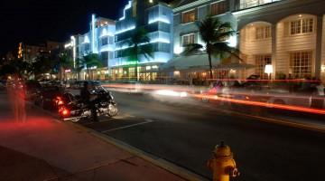 South Beach Ocean Drive Miami