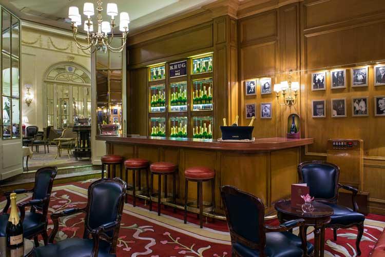 El krug bar en el hotel ritz de madrid - Hoteles ritz en el mundo ...