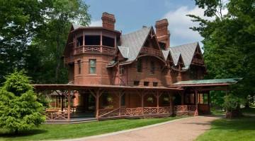 Casa de Mark Twain en Hartford