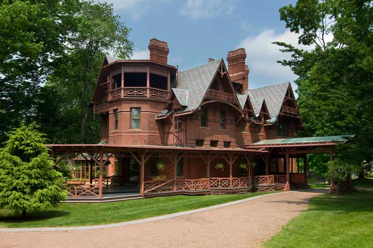Casa de Mark Twain en Hartford