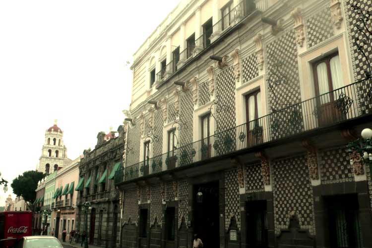 Centro Histórico de Puebla. Foto © Clemente Corona.
