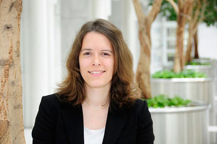 Miriana Maier, Directora Comercial y Marketing de Deutsche Bahn Ag para España y Portugal