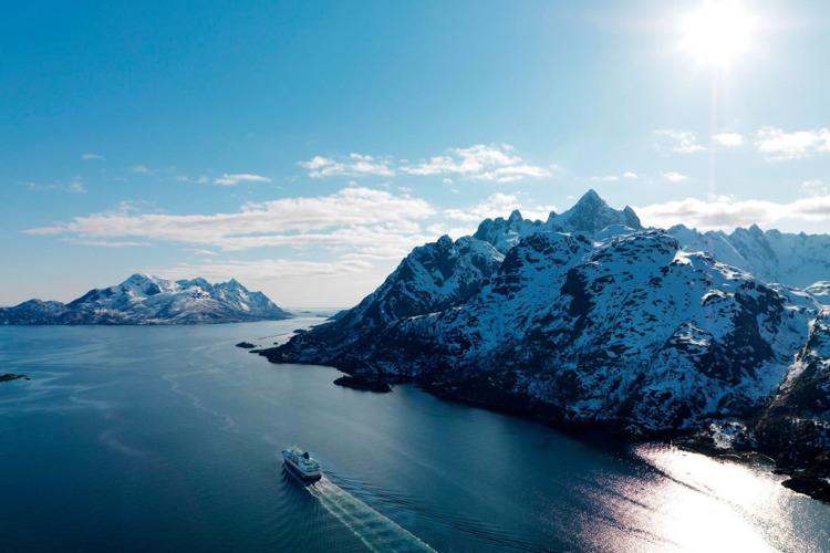 Programación 2015 de Hurtigruten