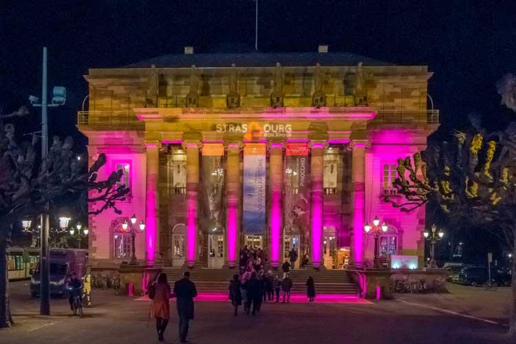 Ópera Nacional del Rhin. Foto © Philippe de Rexel.