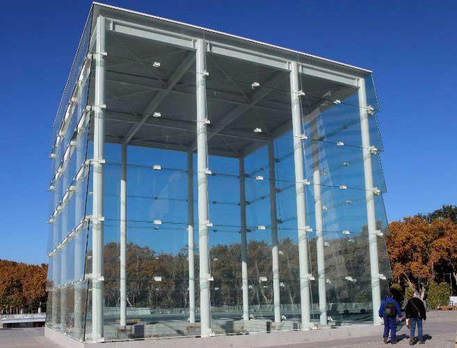 El Centro Pompidou de Málaga abrirá sus puertas el 5 de marzo de 2015