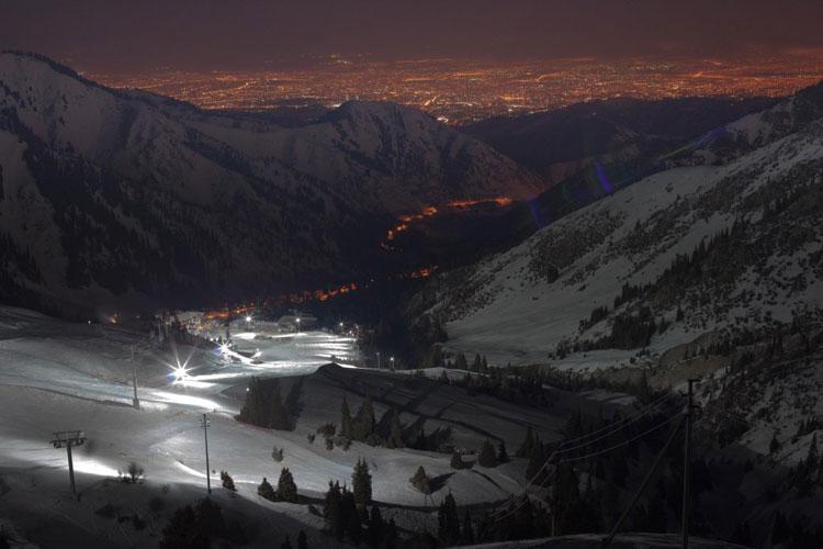 Shymbulak Ski Resort (Kazajistán)